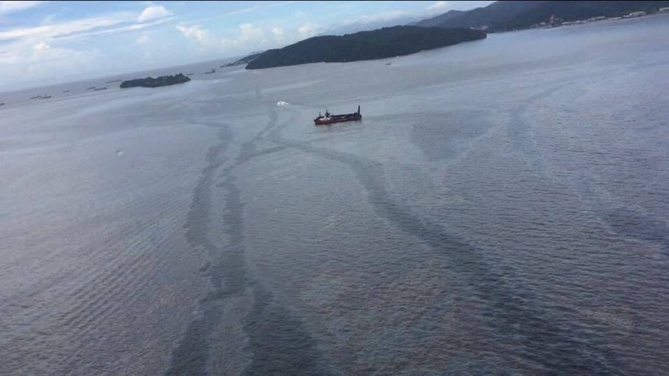 Dr Rowley's compensation nightmare has happened! Another oil spill in the Gulf
