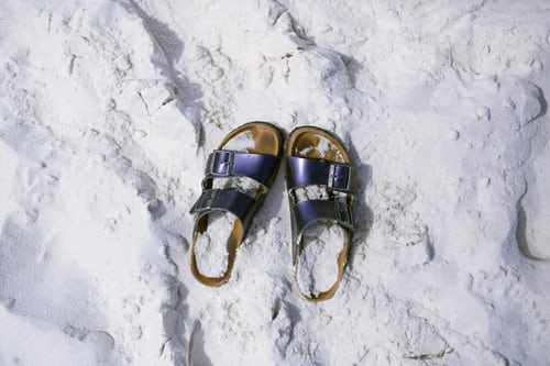 Sandals Withdraw