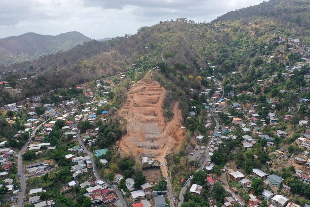 NGO Files Complaint Against Fort George Housing Developer